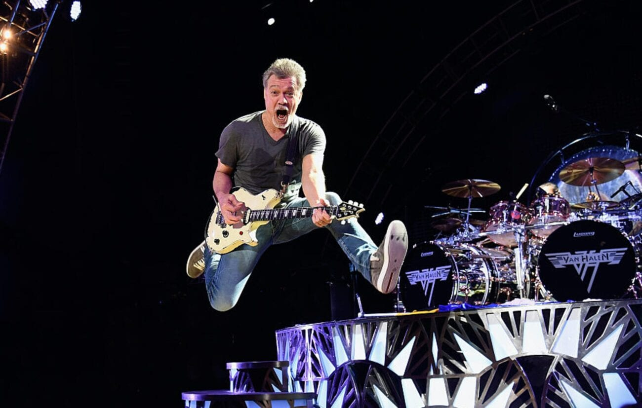 Legendary rock & roll virtuoso Eddie Van Halen has died of throat cancer. Why were his health issues kept secret?