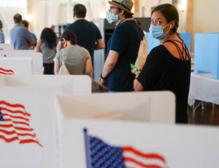 If you're part of gen-z then this might be your first presidential election in the U.S. Here's everything you need to consider.