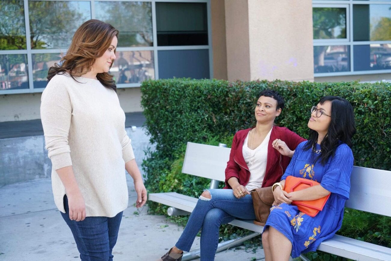ABC's 'American Housewife' has recently started season 5, but is now down one of the series stars. Why did Carly Hughes say it's toxic?