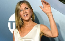 Like many celebrities, Jennifer Aniston took ESP classes from the NXIVM cult. Was she branded, too?