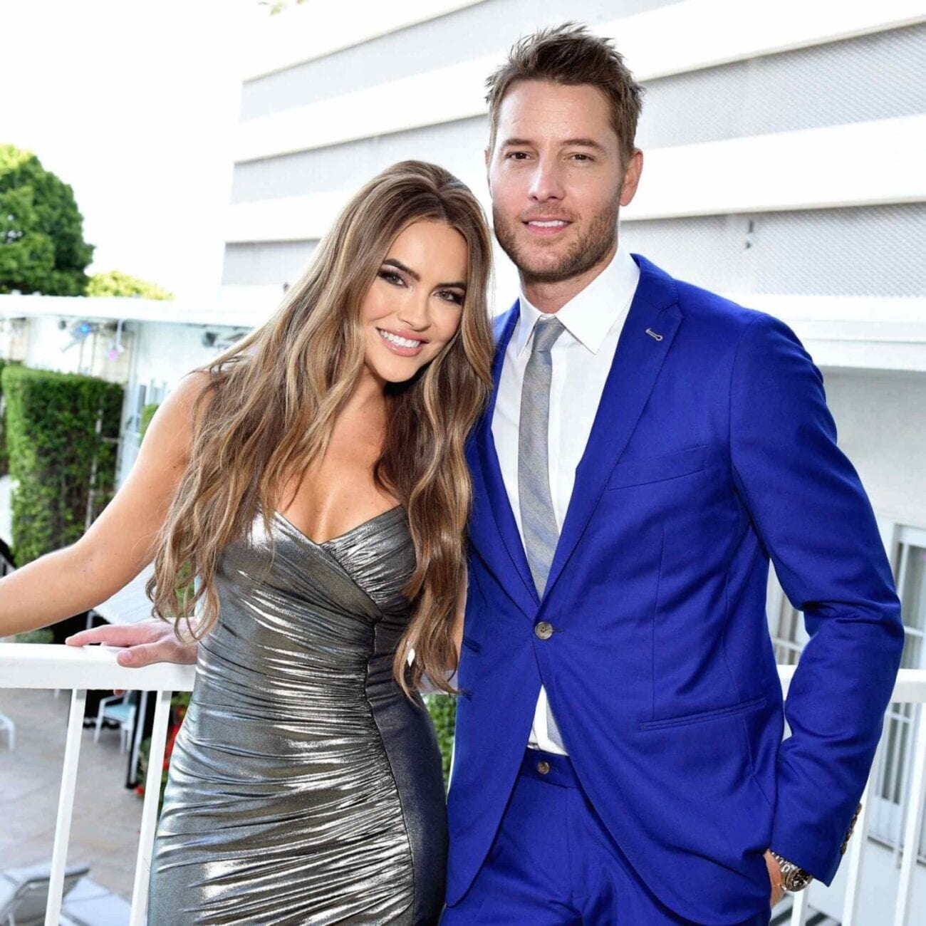 Everyone knows Justin Hartley and Chrishell Stause met while doing soap operas. Why was their movie together kept secret?
