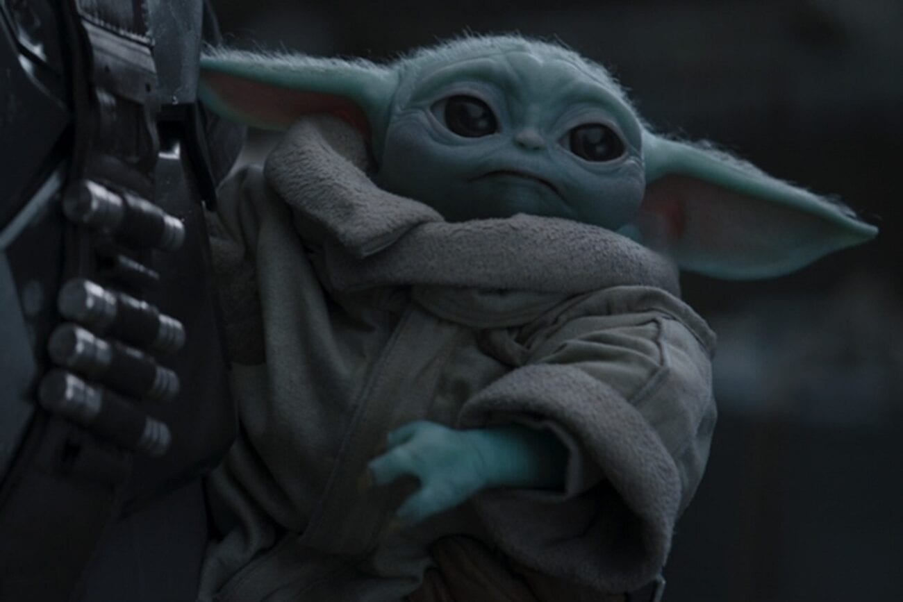 Let's talk about everyone's favorite homeslice, Baby Yoda. If you need a Baby Yoda gif then look no further! Here are some of the best.