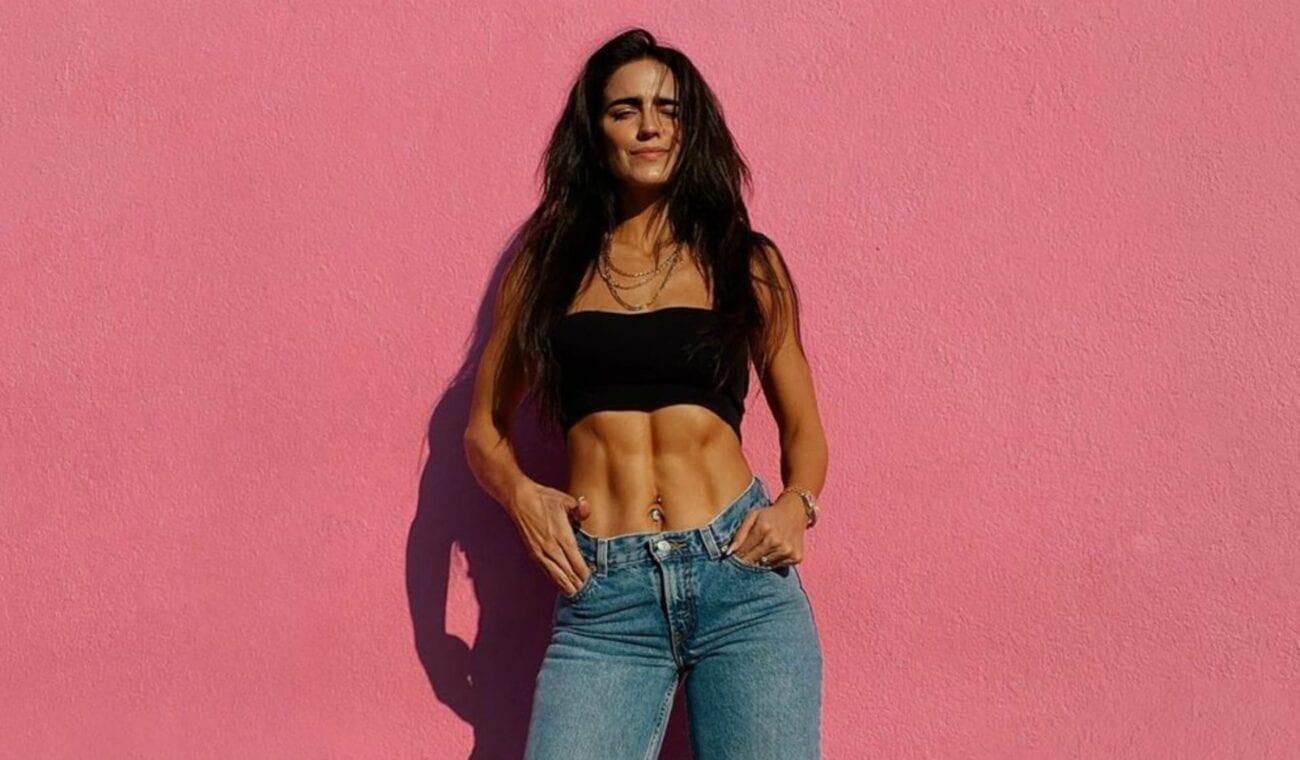 ¿Necesitas motivación para empezar a ser fit? Mira cómo era Bárbara de Regil antes de ser la influencer musculosa que es ahora.