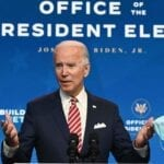 President Donald Trump has taken quite a long time to acknowledge Joe Biden as President Elect. What's happening now?