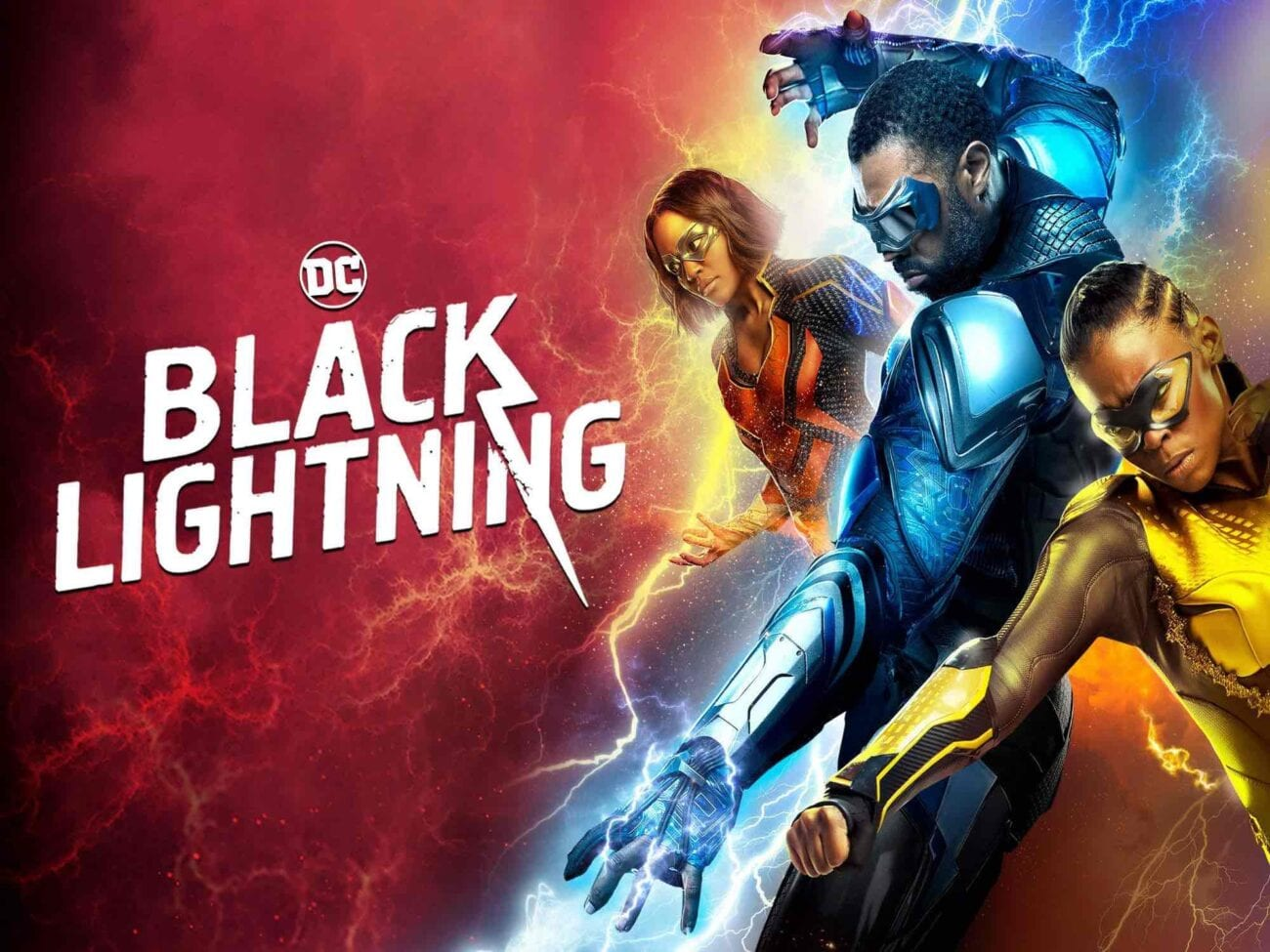 It looks like 'Black Lightning' will be spinning off a series of its own. What can we expect from the cast?