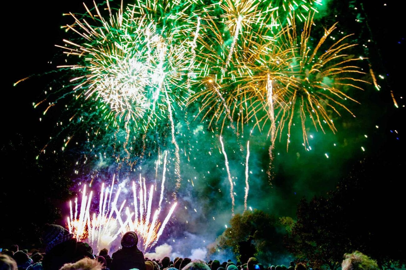 Not even a week after Halloween and we're ditching the pumpkins for sparklers! Here's why the UK celebrates Guy Fawkes Day.