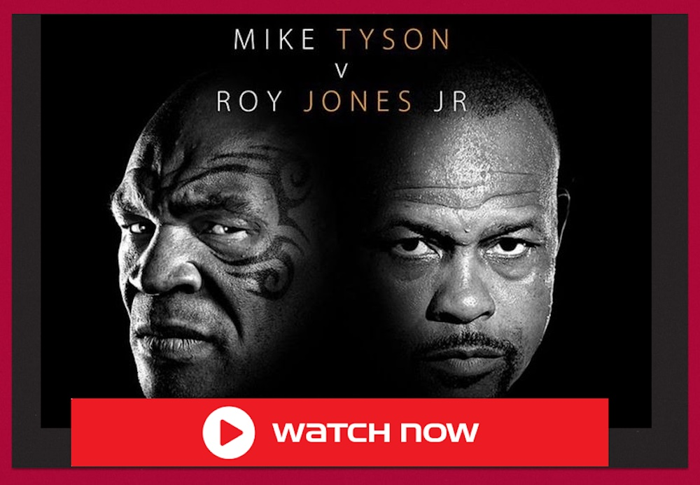 Mike Tyson hasn't fought in fifteen years. Here's how you can watch the boxing live stream on Reddit.