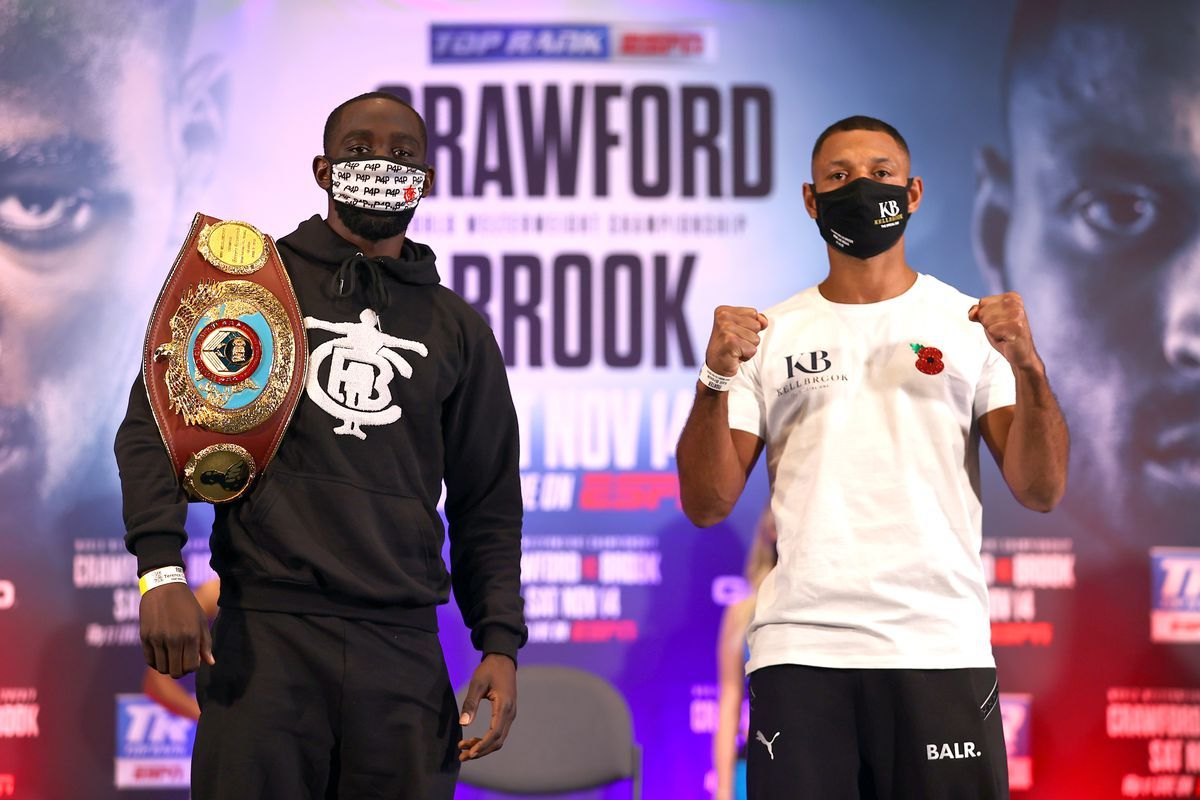 Kell Brook makes his return to the ring this weekend against Terence Crawford. Here's how to watch the live stream on Reddit.