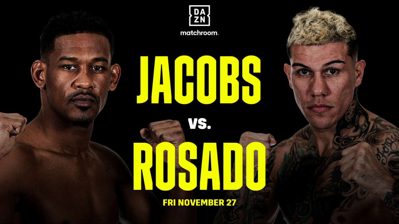 Check out our recommended guide to watch Jacobs vs Rosado live stream from anywhere. Daniel Jacobs will meet Gabriel Rosado on November 27 at Seminole Hard Rock Hotel on 8 p.m. ET.