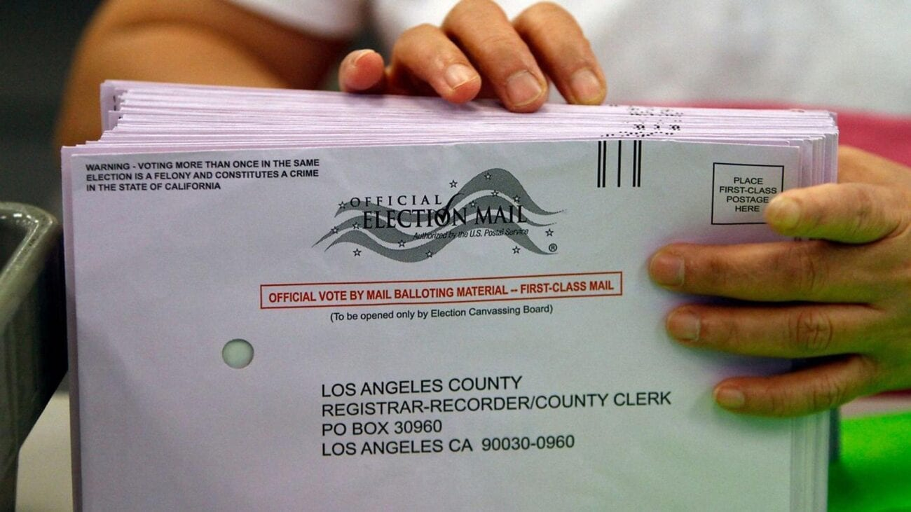 Milions of citizens voted by mail in the California election. Here's how mail-in ballots are letting dead people vote.