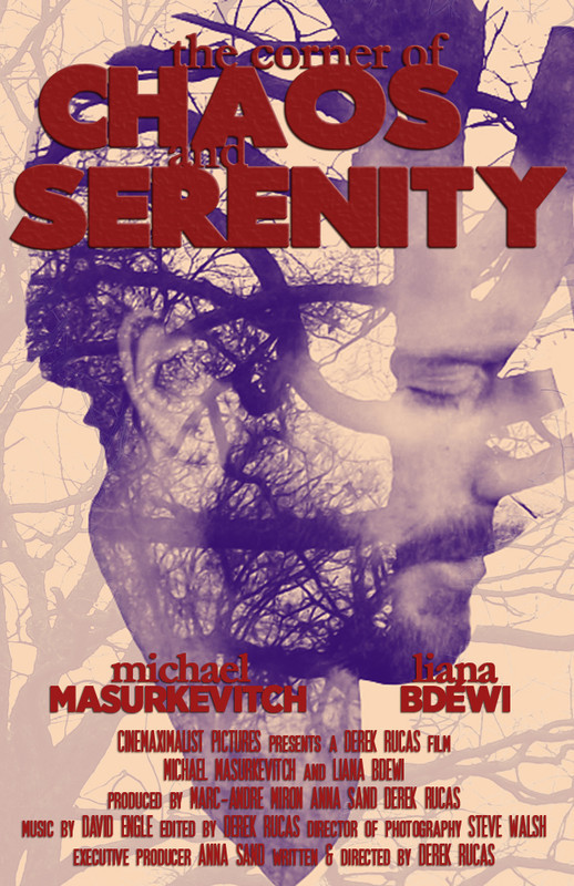 The short film 'The Corner of Chaos and Serenity' is director Derek Rucas's first time trying to use film to send an important message.