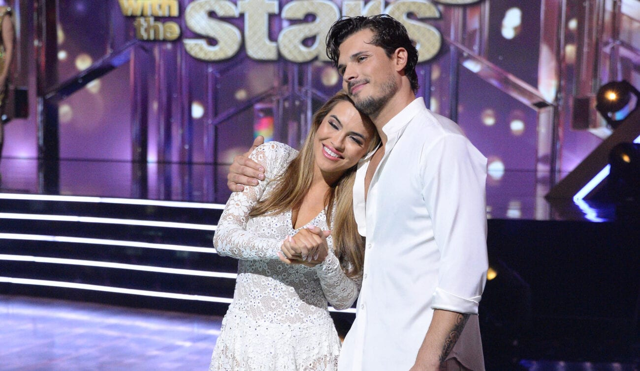Chrishell Stause's 'DWTS' partner Gleb Savchenko is getting divorced, and many are blaming Stause. Learn more about the rumors between the pair.