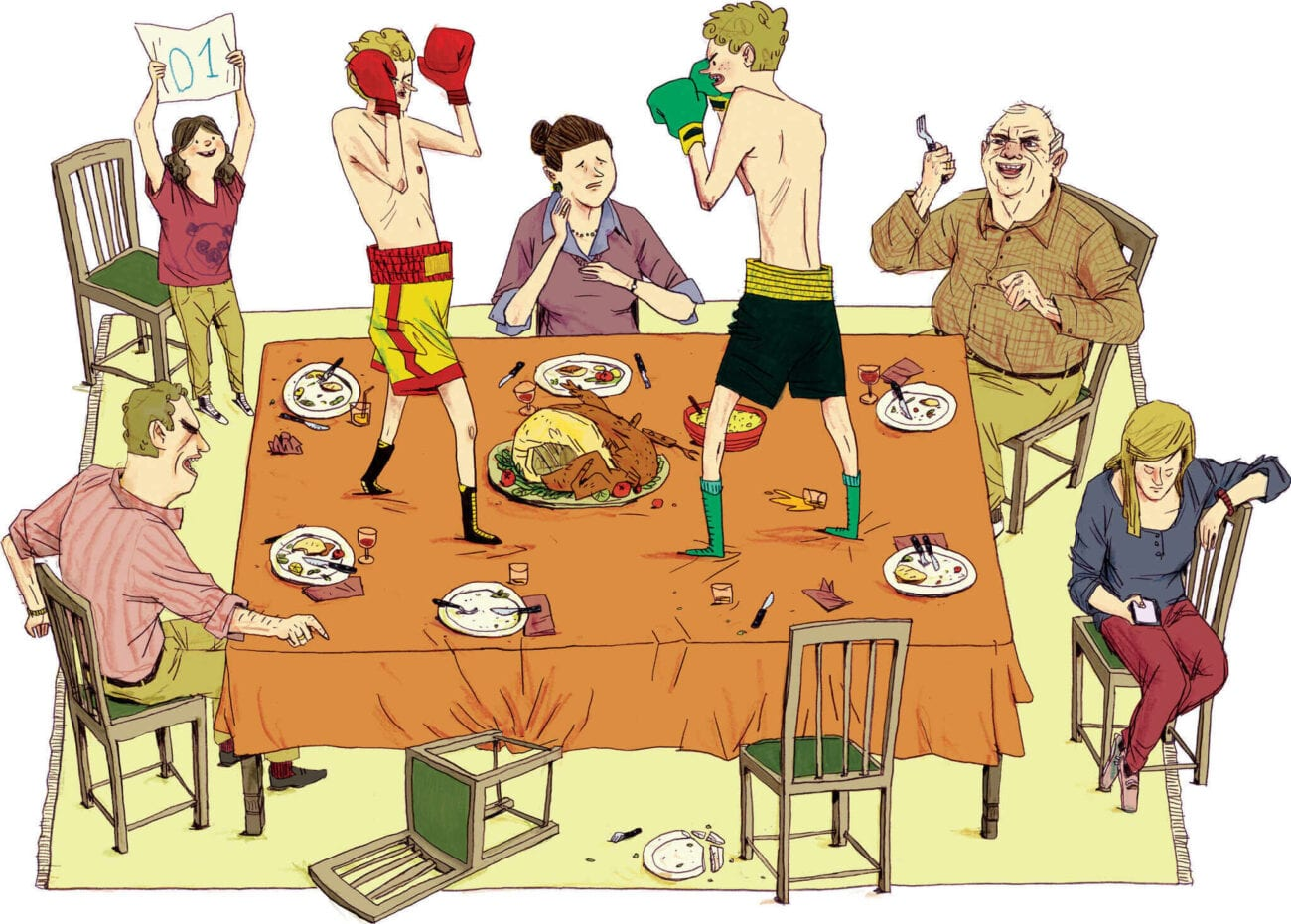 Looking courage to see the family for the holidays? Try out these dark humor jokes to master your comebacks in time for Thanksgiving.