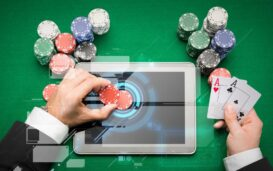 The casino industry is moving itself online, so shouldn't movies about casinos be doing the same thing?