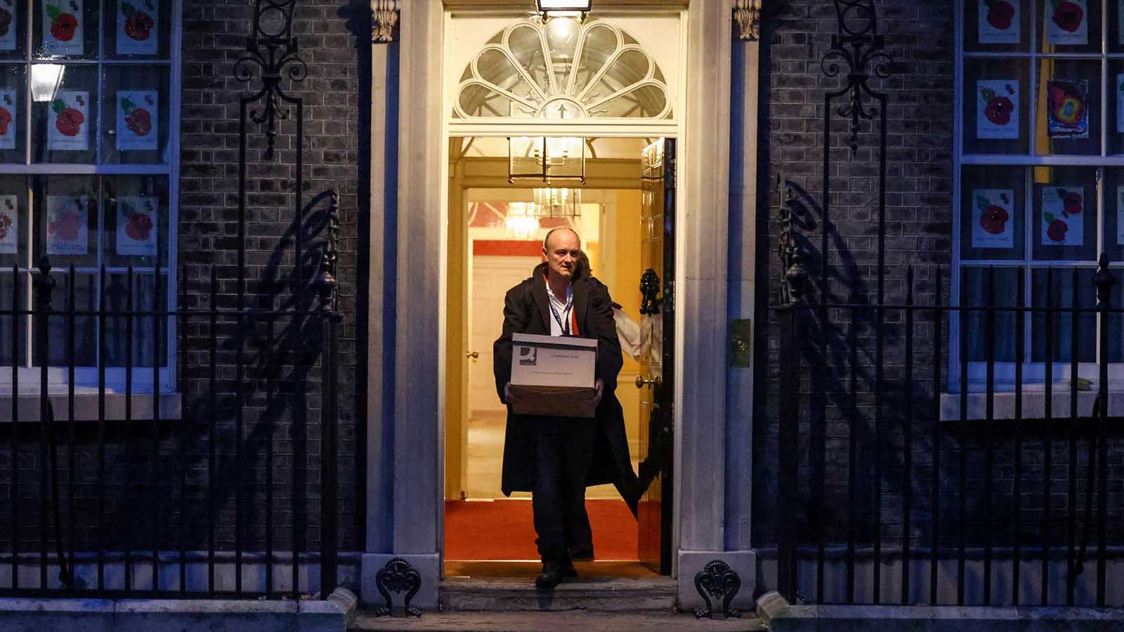 10 Downing Street is dealing with resignations left and right. But what exactly is causing so many staffers to leave?
