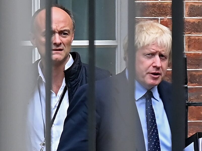 Is 10 Downing Street losing its Chief Advisor? Here's a look into the drama with UK Prime Minister Boris Johnson.