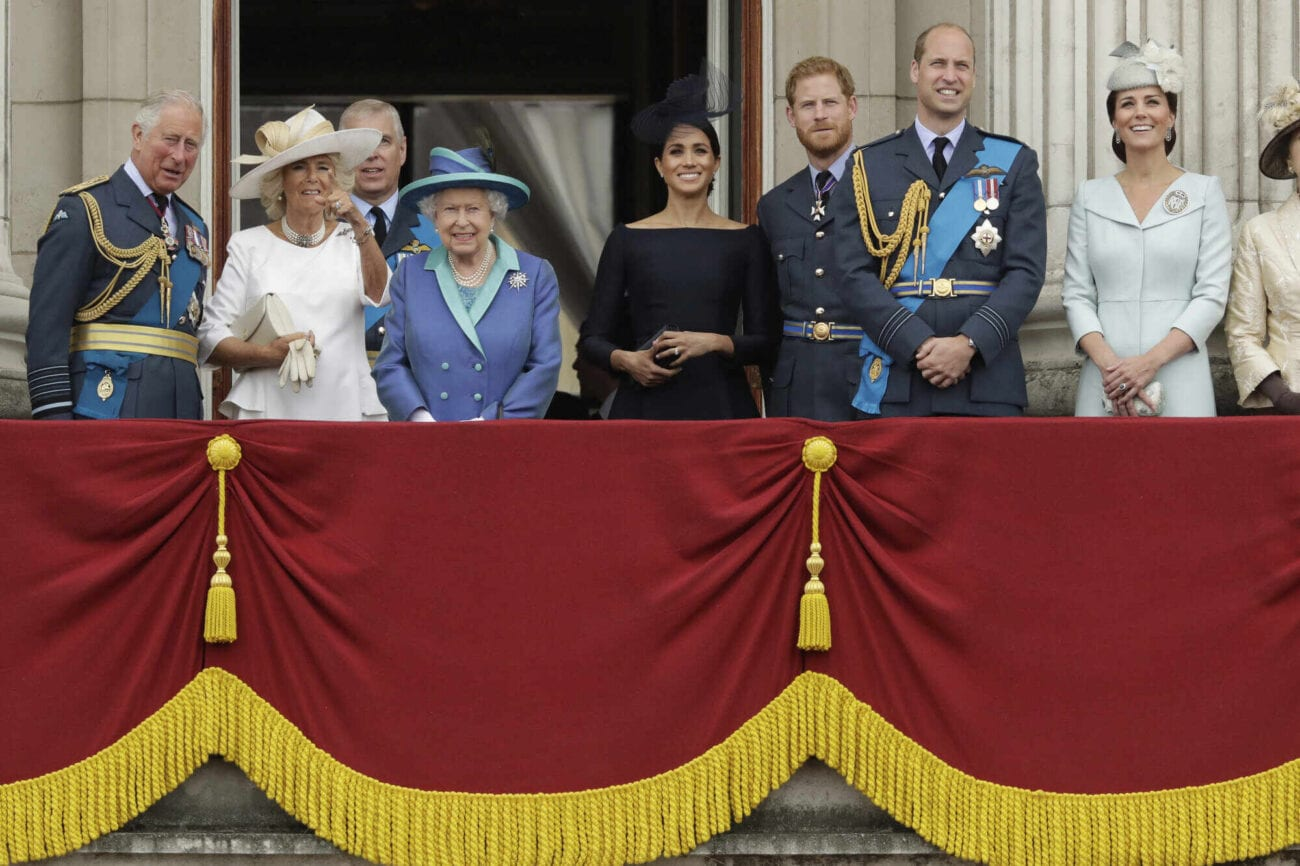 The Duchess of Cornwall has been spotted attending the events Prince Harry once went to. Here's what you need to know.