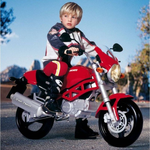 If you're thinking about buying an electric motorcycle for your kid, read here for a guide on buying motorcycle for kids.
