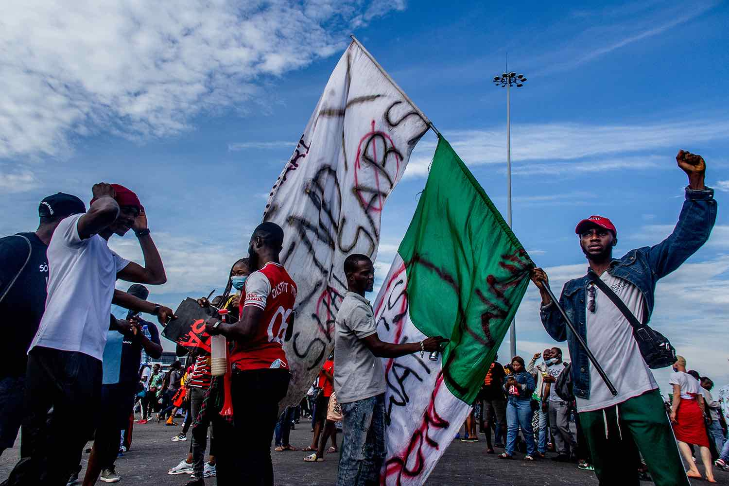 The End SARS campaign across Nigeria spawned from the controversial police program in Abuja. If you're confused about the protests, here's a breakdown.