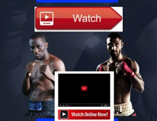 Two monumental names synonymous with the sport of boxing will go for another ride in the ring this weekend. Here's how to watch the Reddit live stream.