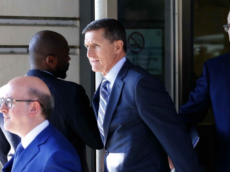Did you hear that controversial figure Michael Flynn was pardoned by President Trump in the news? Here's a look inside Trump's questionable pardons.