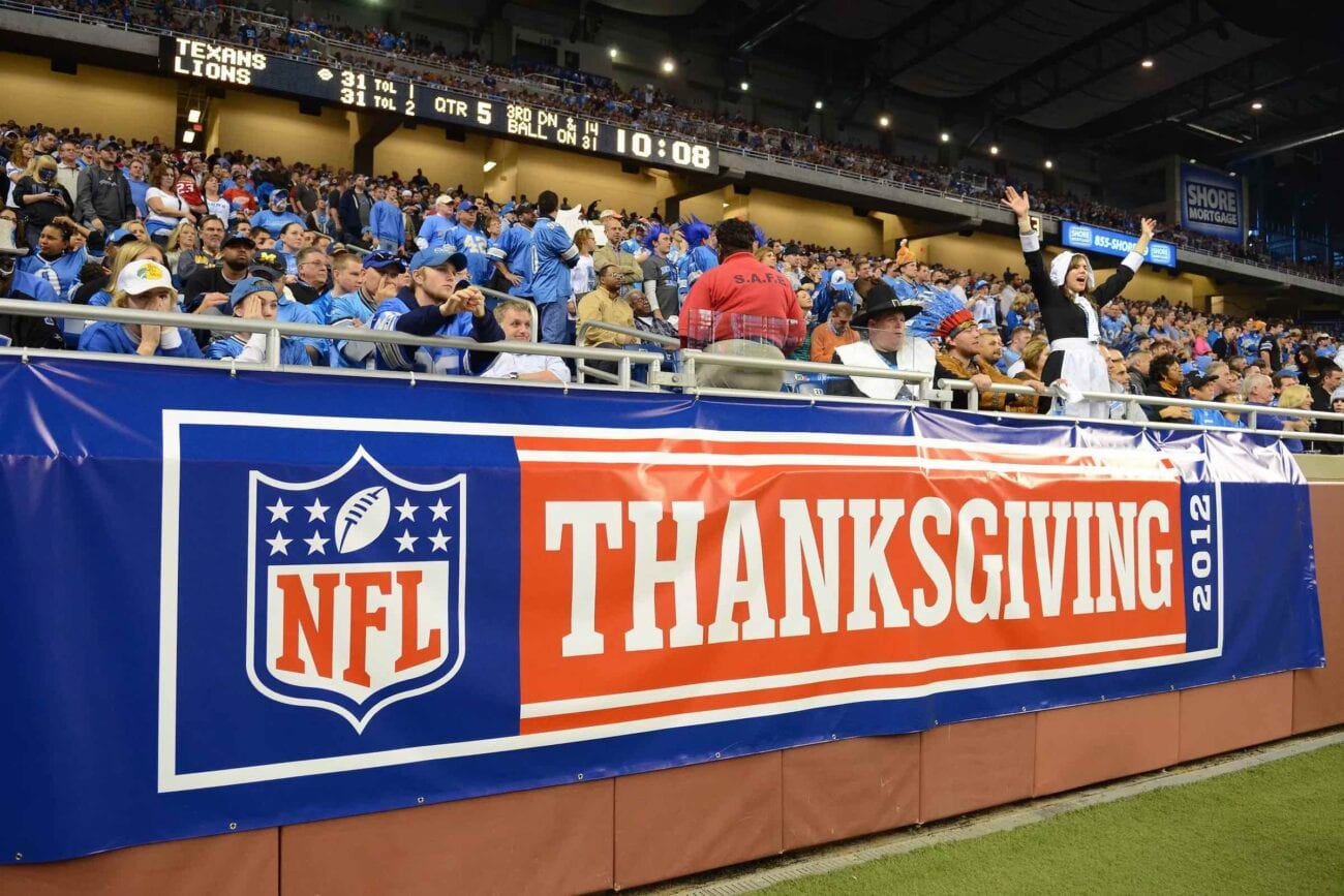 Can't wait to watch some football with your feast? Here's a rundown of the Thanksgiving NFL games lined up.