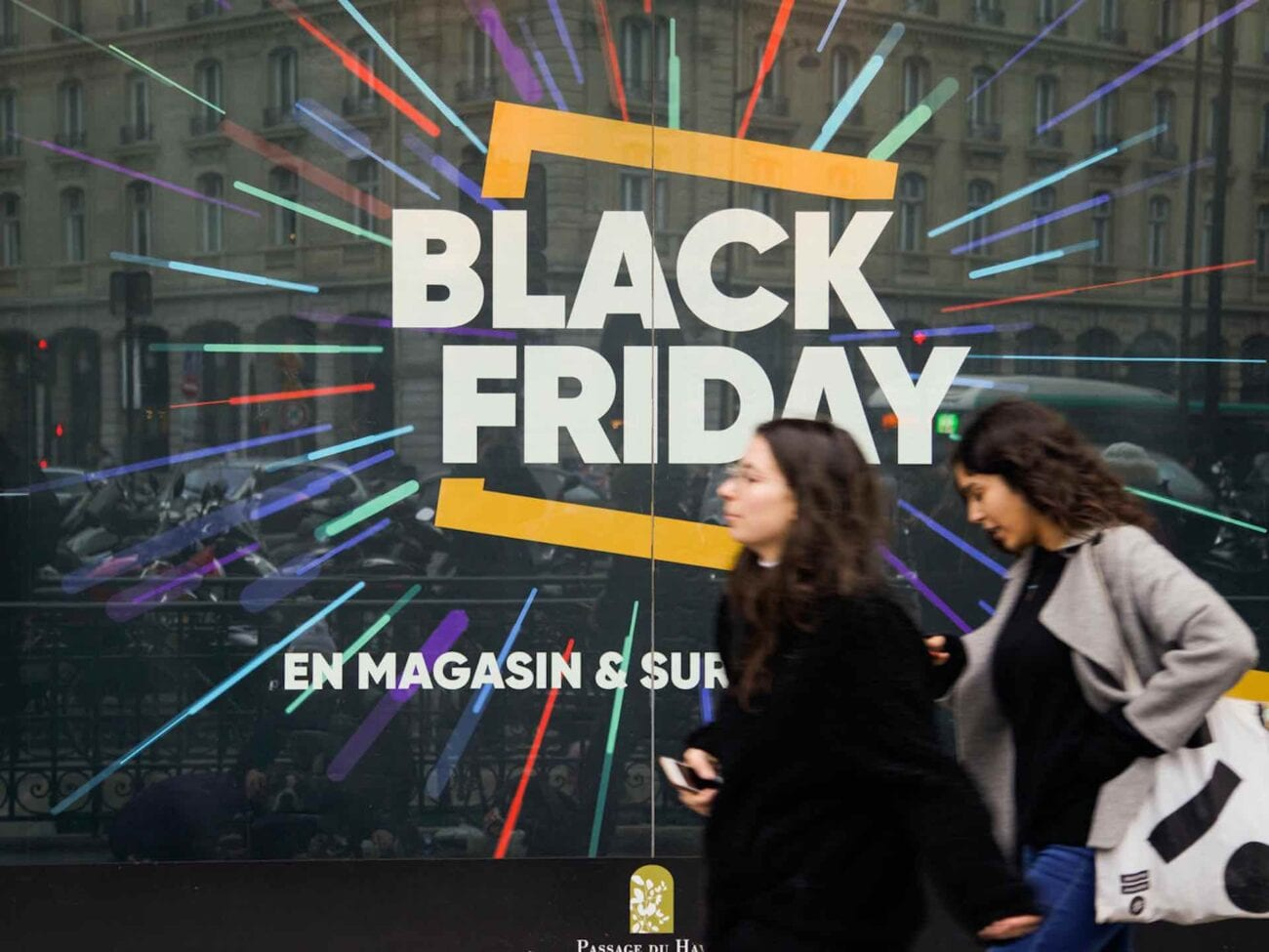 Black Friday is a capitalist holiday tradition, but will 2020 disrupt the day of consumerism? Here's what's happening in France.