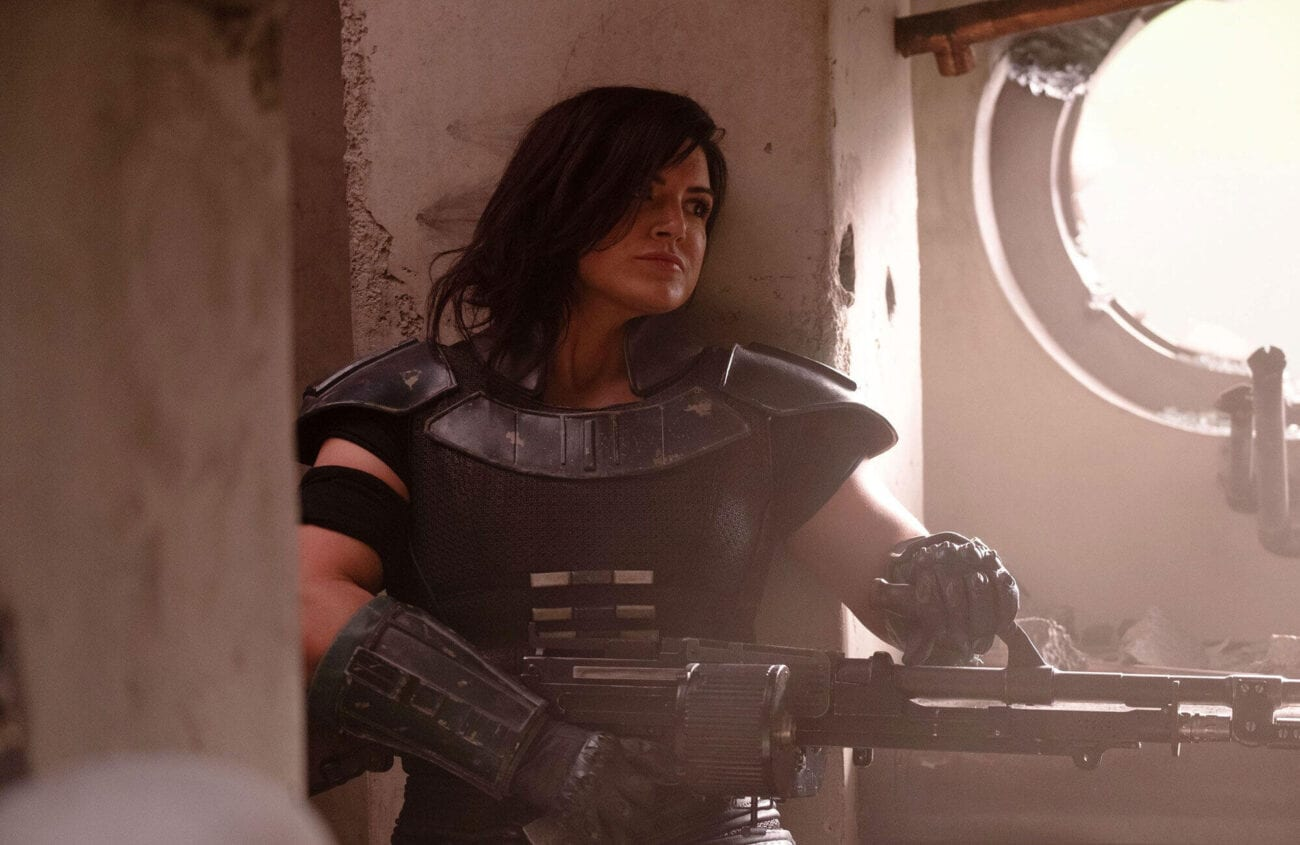 Is Gina Carano's Republican rhetoric going to get her canned from 'The Mandalorian'? Here's the latest in the Carano saga and why fans want her canceled.