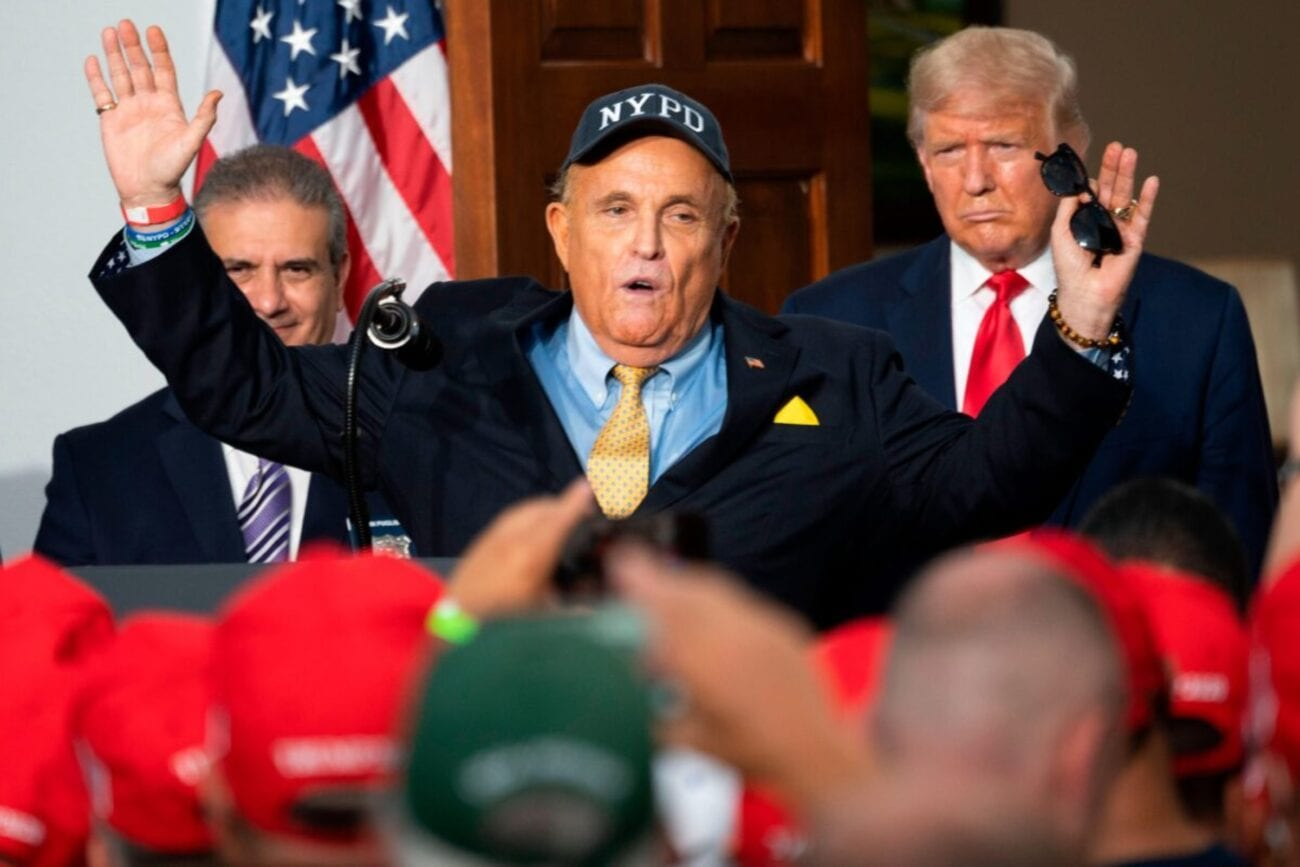 Donald Trump's attorney, Rudy Giuliani, claims unlawful ballots were submitted in many states. Here's an inside look at the allegations.