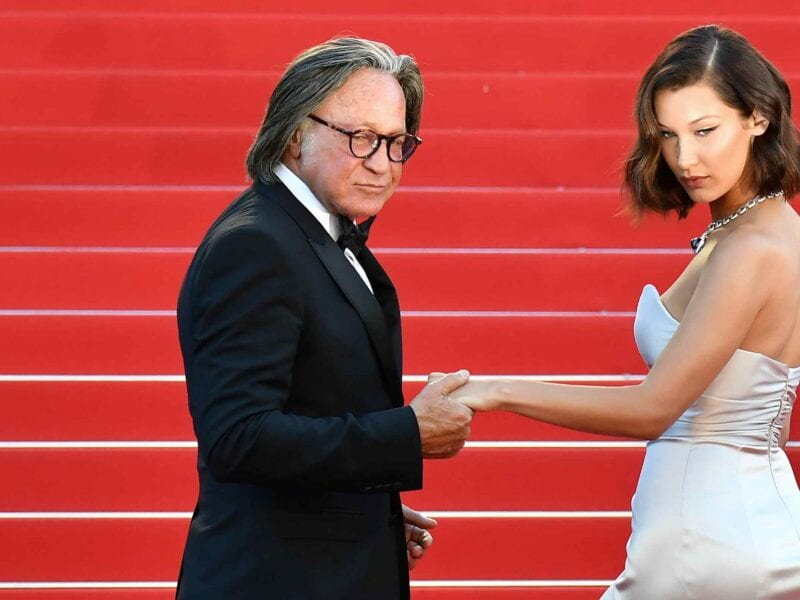 Fees, lawsuits, and lies. Here's a breakdown of why Mohamed Hadid claims he's almost broke.