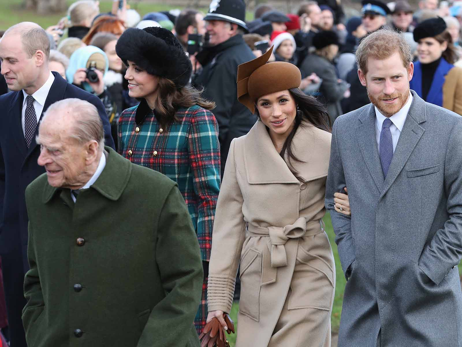 When Meghan Markle and Prince Harry stepped back from the throne, Prince Philip was highly critical. Learn why he tried to stop the Sussexes.