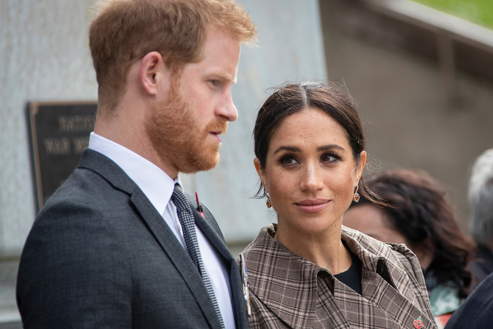 Prince Harry and Meghan Markle have released their first portrait since stepping down from their royal duties. Take a look at the new portrait here.