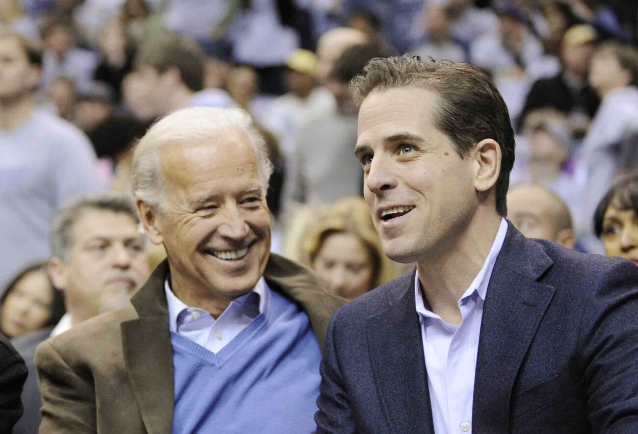 With the election over, it's easier to poke fun at politics. We compiled some of our favorite memes about Joe Biden and his son, Hunter.