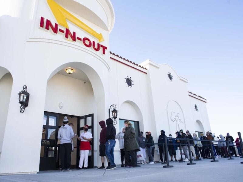In-N-Out just opened their fist restaruant in Colorado. Here are some some of the best reactions to the In-N-Out secret menu.