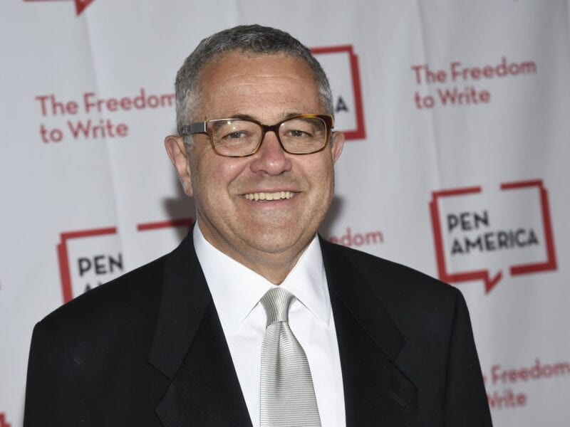 Jeffrey Toobin famed 'New Yorker' reporter and CNN news commentator was fired from the magazine this week. Here's all the details.