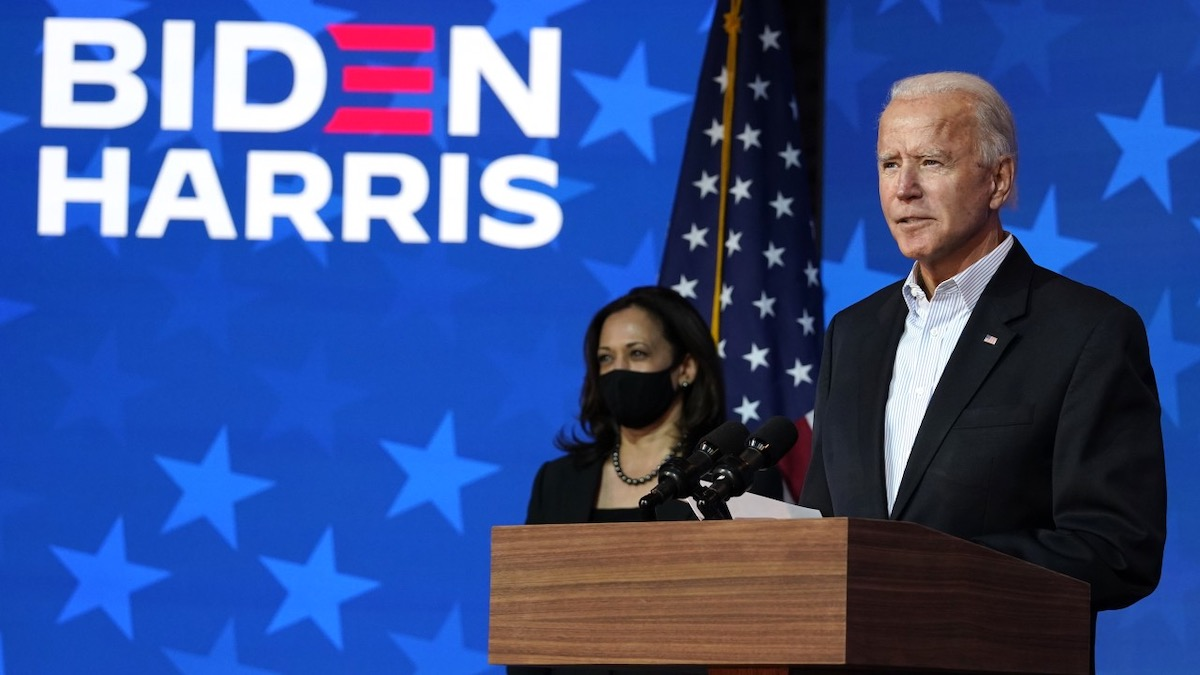 Many major news networks are saying Joe Biden is the new U.S. President, but why? Learn why news networks call the election before it's over.