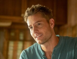 Pearson family drama! Justin Hartley tells fans what to expect from the upcoming season of 'This Is Us'.