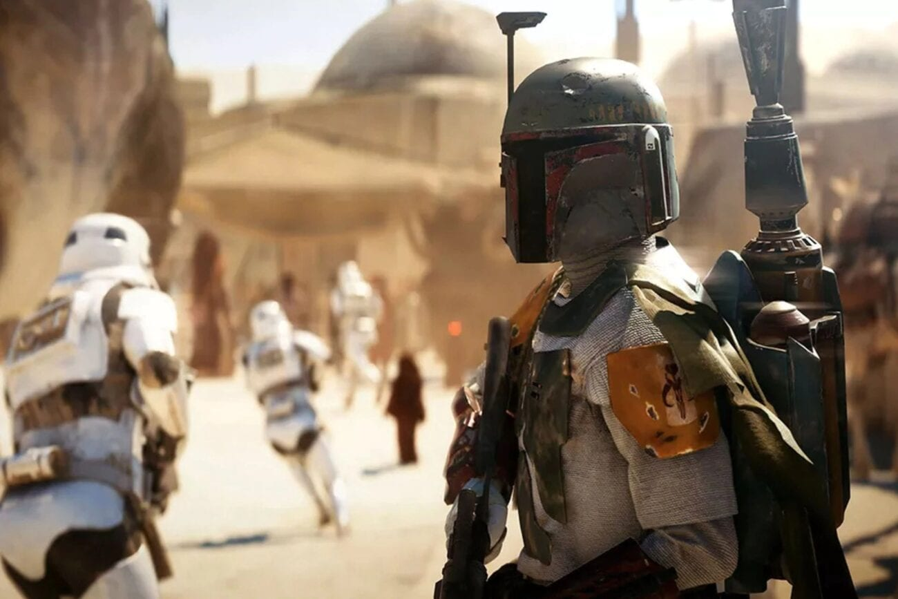 Is 'The Mandalorian' considered 'Star Wars' canon? We're going through all the easter eggs and unanswered questions.