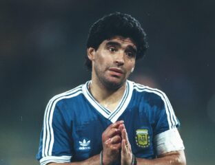 Diego Maradona would have been a huge TikTok star. Check out the soccer star's viral dancing videos from 1989.