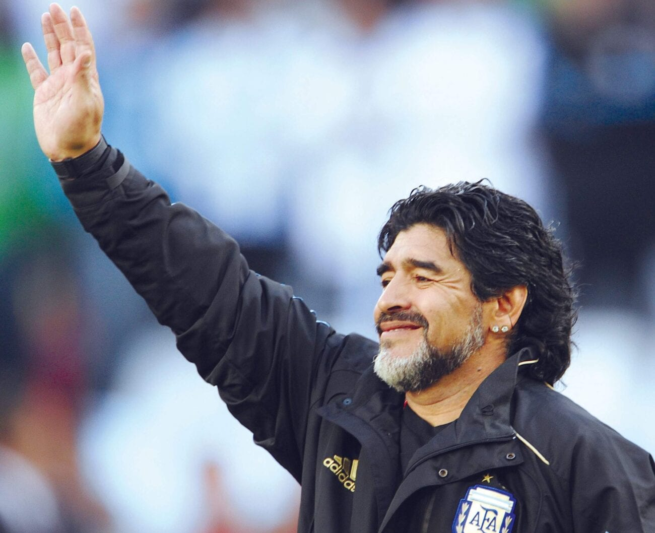 Many soccer fans are mourning the death of soccer legend Diego Maradona. Let's take a look at his most famous play to remember him.
