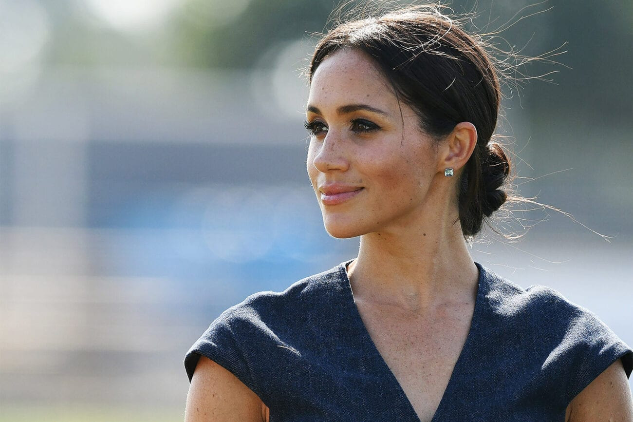 In some lighter U.S. election news, Meghan Markle has made it clear that she voted. As former British royal, is this historically notable?