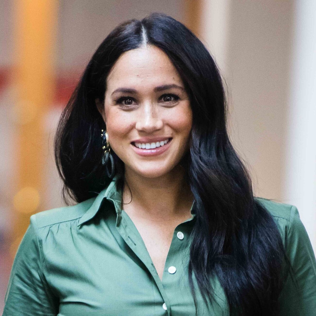 Meghan Markle made news for her brave stance on issues when she was an actor. Will being a royal keep her silent?
