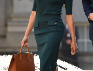 Meghan Markle in 'Suits' sported a fabulous corporate wardrobe. As the Duchess of Sussex has she lost that swanky flair?