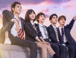 The manga 'Hana Yori Dango ' has had many adaptations over the years, including 'Boys Over Flowers'. But do you know the Chinese adaptation?