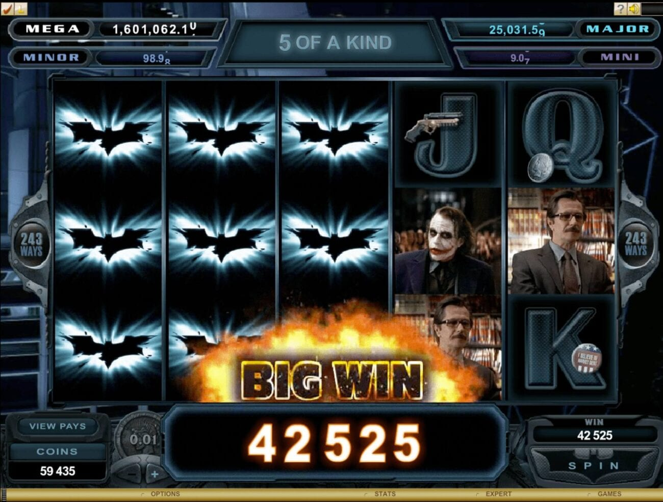Movies can inspire fun games. Here are the best casino slots inspired by popular franchises.