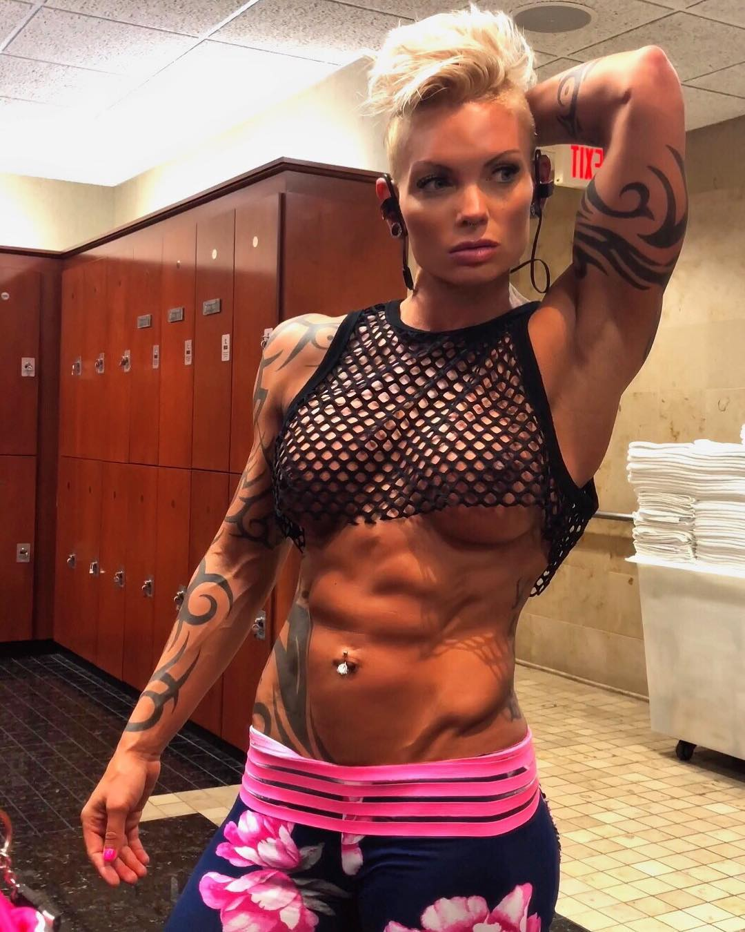 Bodybuilder Nahla Monroe is truly the perfect model for body positivity. Get to know the bodybuilder and her inspiration.