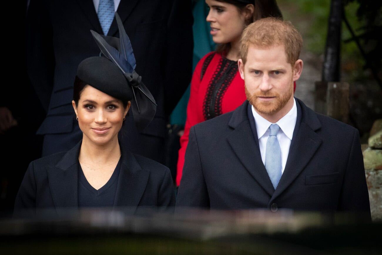 Meghan Markle & Prince Harry haven't had the easiest time during their marriage. What about their net worth? Here's what you need to know.
