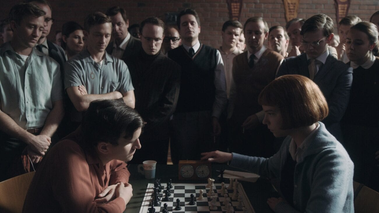 'The Queen's Gambit' on Netflix is a popular series right now. Here's what we have to say about its sex scenes and why they're the best.