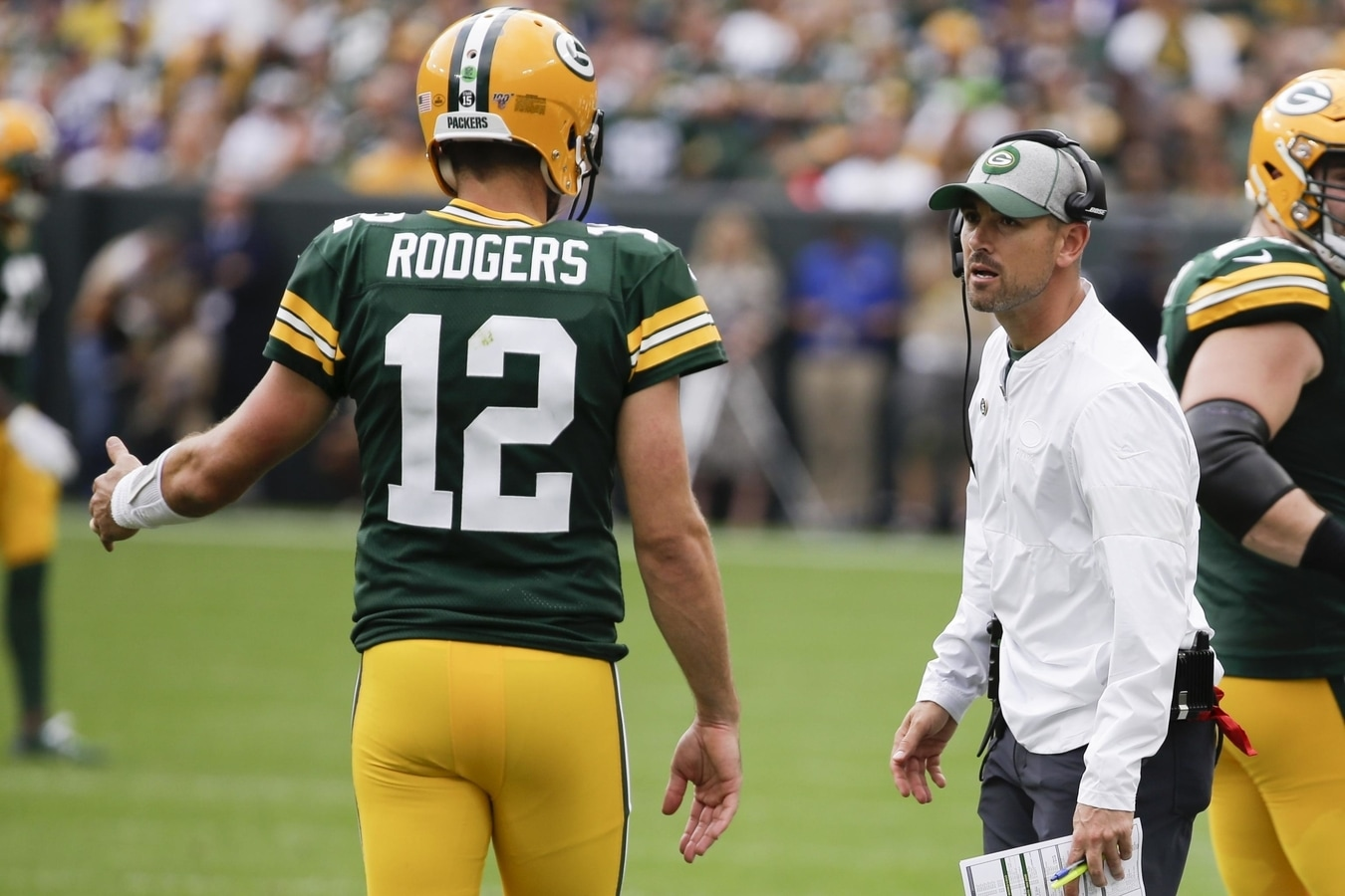 Here's how Aaron Rodgers just made history in the NFL – Film Daily
