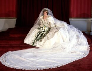 From Queen Victoria to Meghan Markle, take a look at the most iconic royal wedding dresses. Which dress is your fave? Let us know!